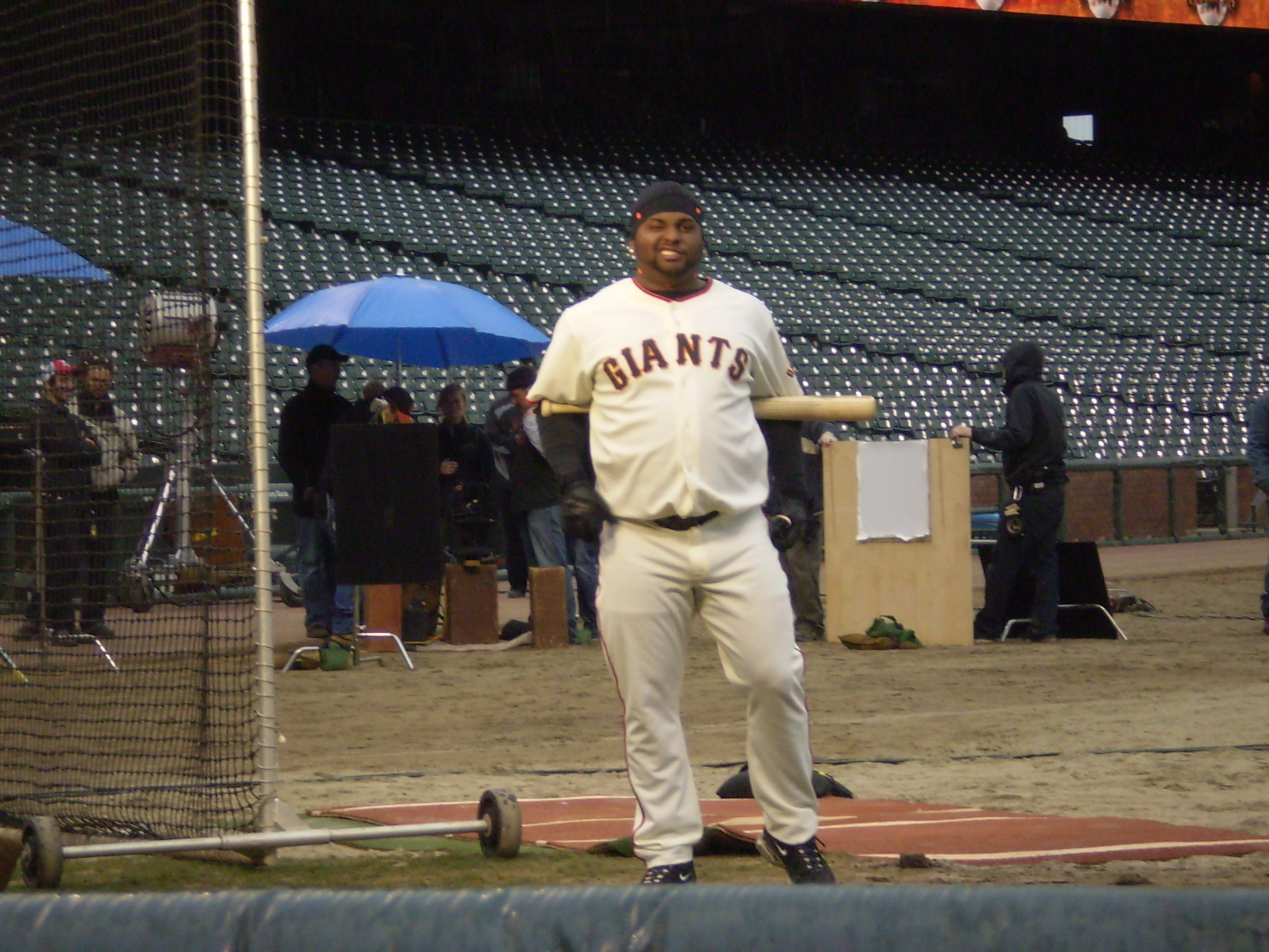 Credit: Steven Robles - SF Giants Rumors