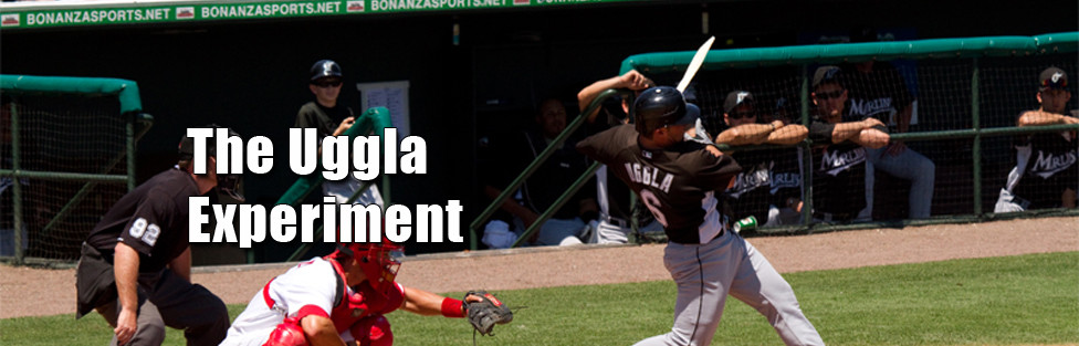 The Dan Uggla Experiment Begins Now