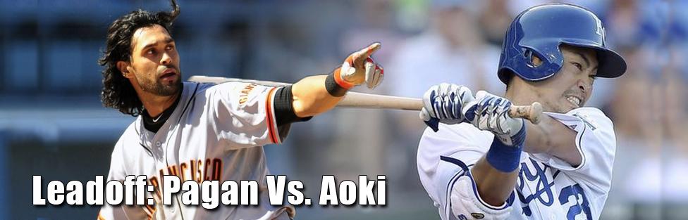 Nori Aoki Should Hit Leadoff for The Giants