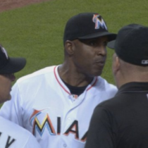 Barry Bonds Ejected