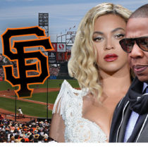 Giants-Beyonce Jay Z