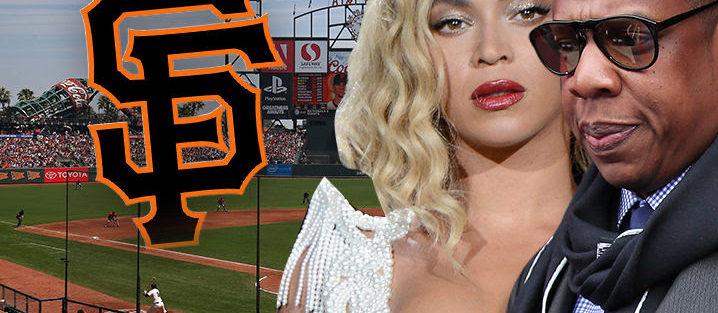 San Francisco Giants Sued — Cart vs. Fan Collision … At Beyonce Concert