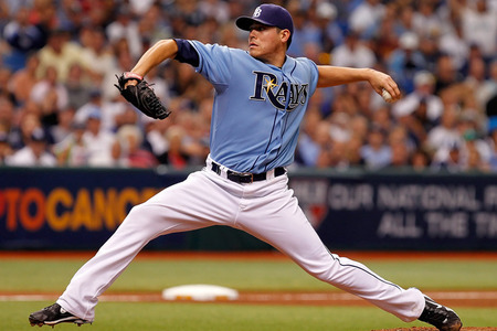 Giants Acquire LHP Matt Moore From The Rays In Exchange for Duffy, Fox and Santos