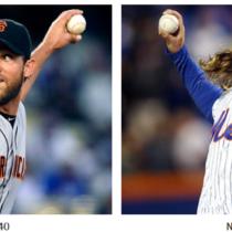 Giants Madison Bumgarner vs. Mets Noah Syndergaard