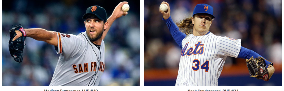 Giants Bumgarner vs. Mets Syndergaard – NL Wildcard Matchup!