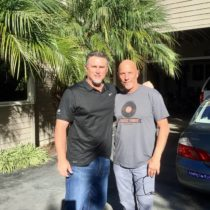 Phil Nevin and Tim Flannery