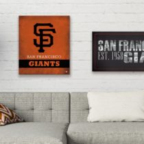 SF Giants Room Shot