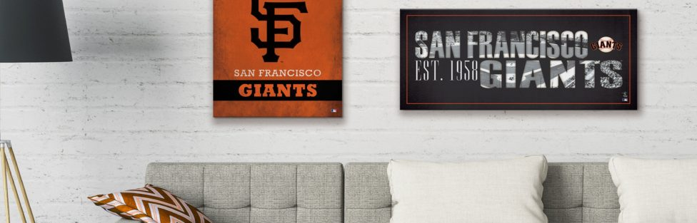 Decorate Your Home With Giants Themed Art & $100 Gift Card Giveaway!