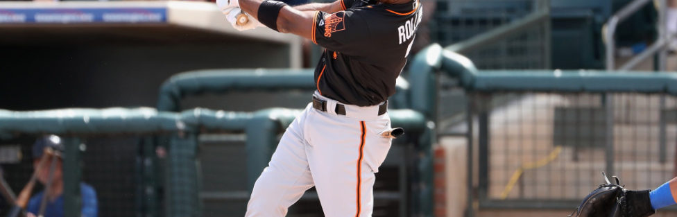 Jimmy Rollins Not Making Giants Opening Day Roster