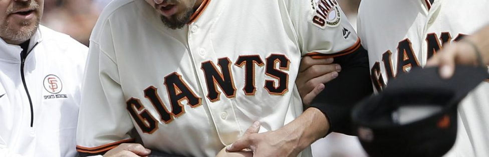 Rain Continue's to Pour Over the San Francisco Giants