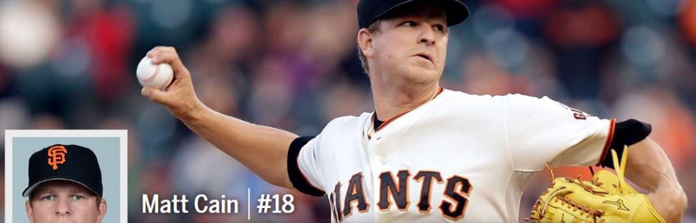 SF Giants Trending Up: Throwback Cain, Blach Up Next & Posey Bomb!