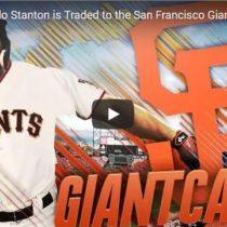 Giancarlo Stanton Giants