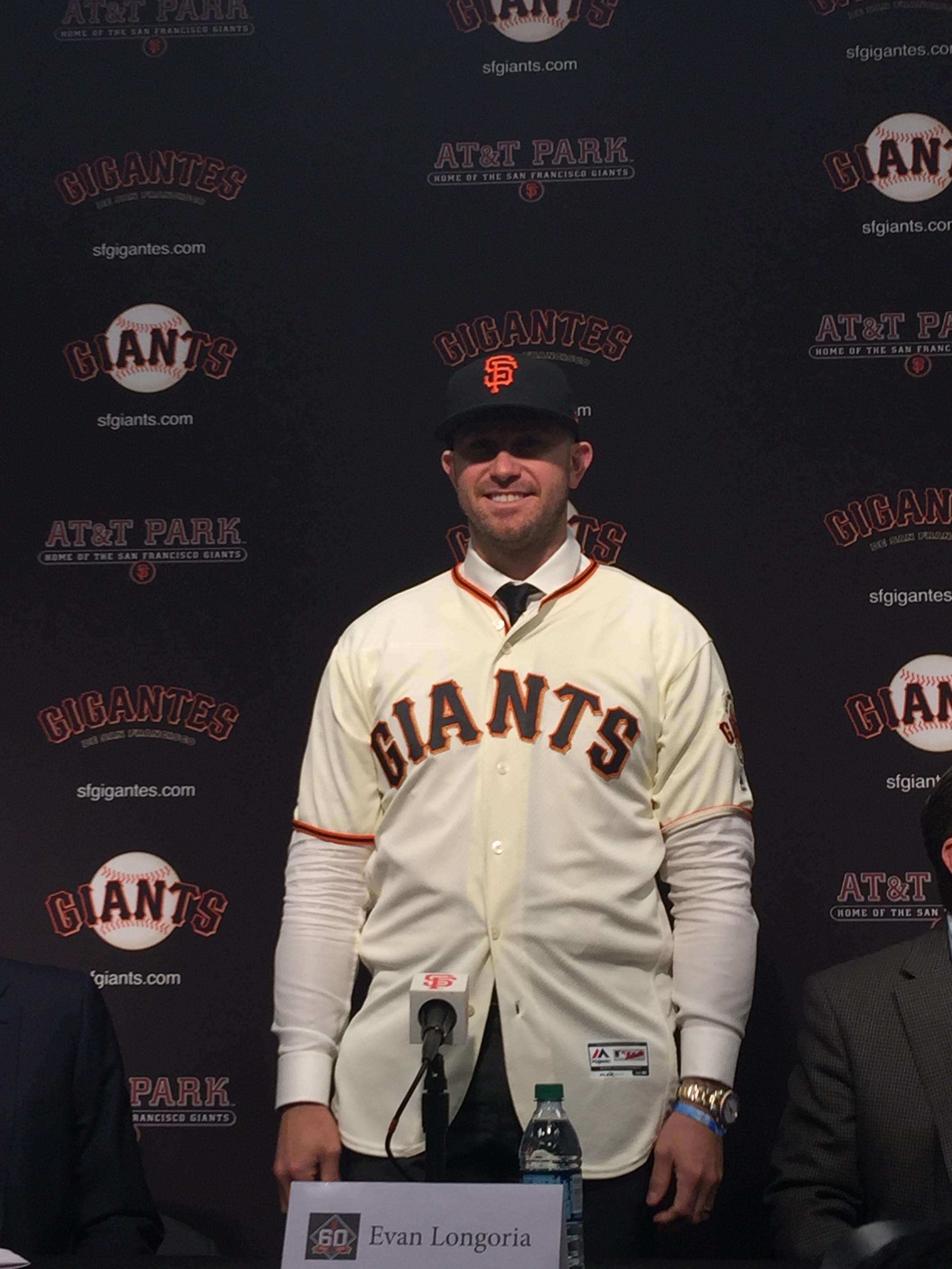 Evan Longoria Giants