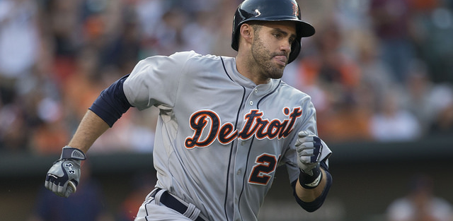 J.D. Martinez Could Fall Into Giants Lap